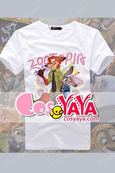 Zootopia コスチューム衣装