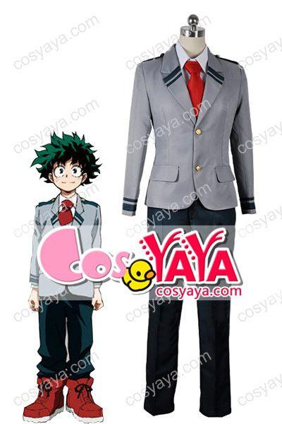 僕のヒーローアカデミア雄英高校男子制服衣装