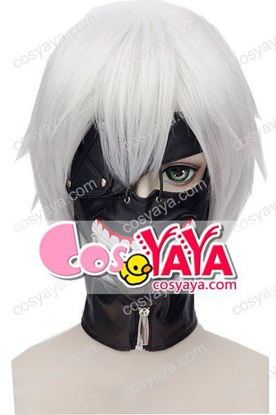 金木研イベント仮装マスク