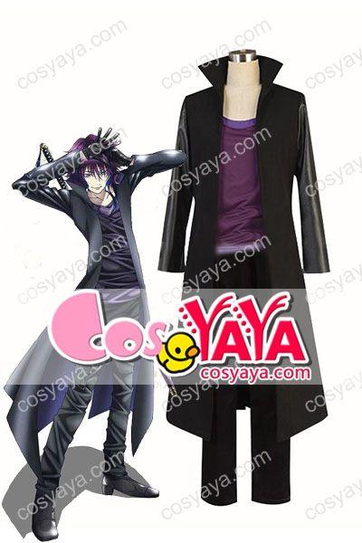 K MISSING KINGS御芍神紫コスプレ衣装