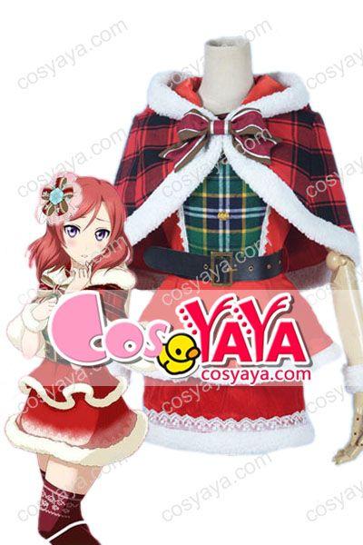 西木野真姫クリスマスコスチューム