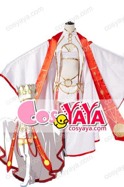 Fateアイリスフィール(天の衣)仮装衣装