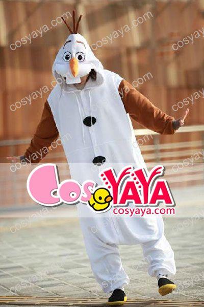 アナと雪の女王オラフ Olaf  コスプレ衣装