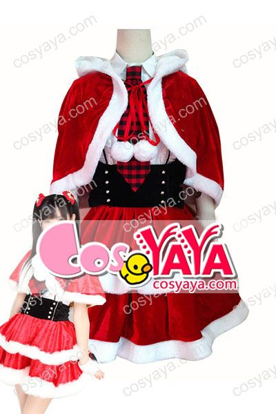 AKB48クリスマス仮装衣装