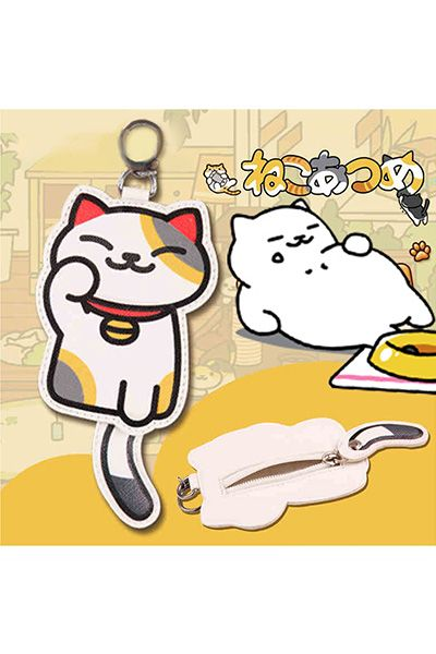 猫風 cosplay小銭入れ