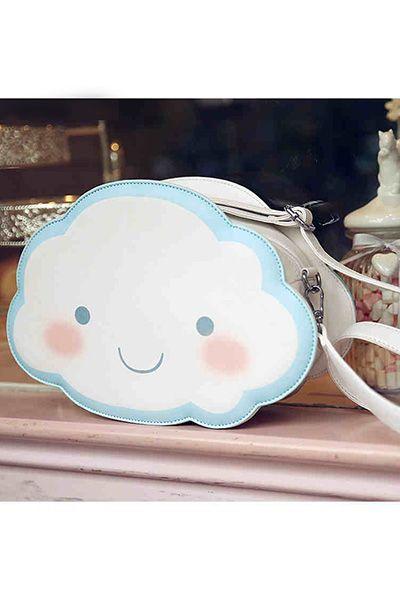 カワイイ雲バッグ