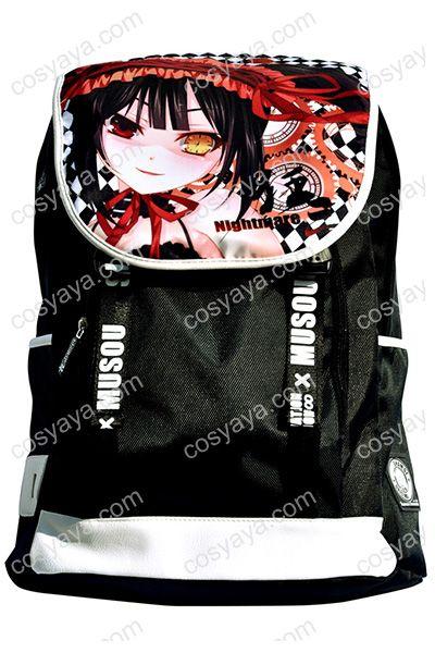 時崎狂三通学用バッグパック