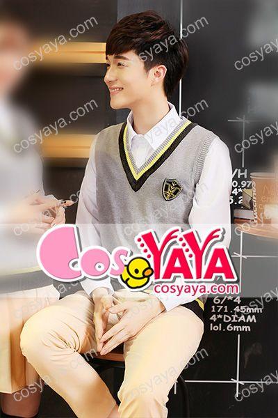 韓国学生高校制服衣装