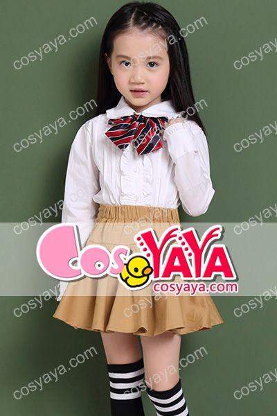 日韓風小学生子供サイズ制服