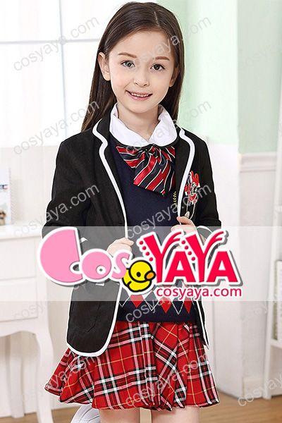 子供サイズ小学生制服 コスプレ衣装