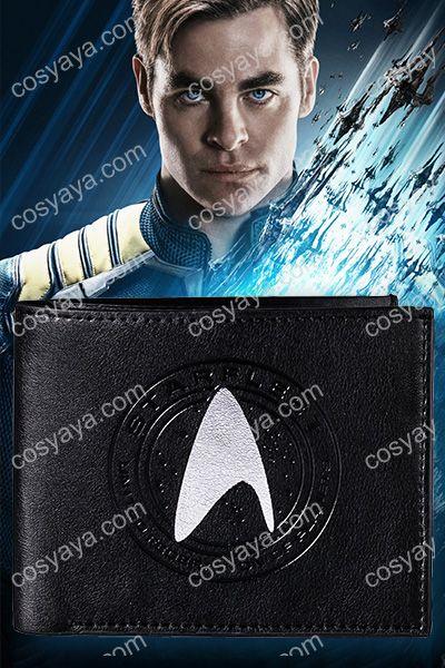 スタートレックアニメコス周辺財布バッグ