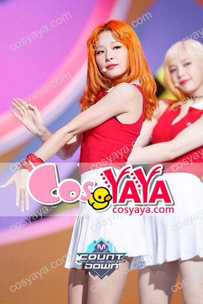 Red VelvetRussian Rouletteイベント演出服