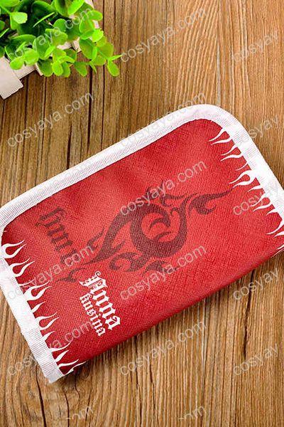 赤の王周防尊財布ウォレット
