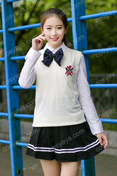 韓国女子学生制服