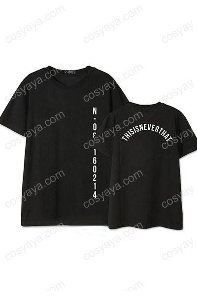 BTS 防弾少年団SAVE METシャツ