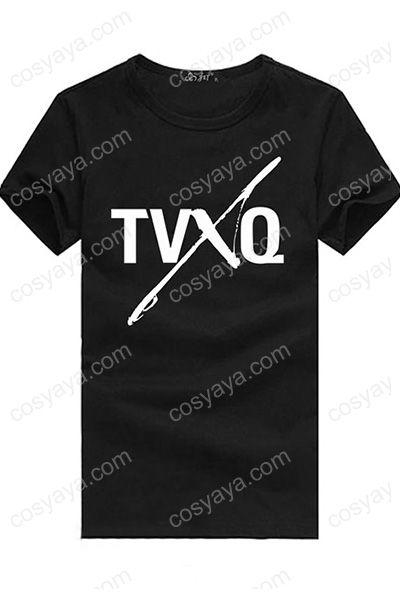 東方神起TVXQ!応援Tシャツ