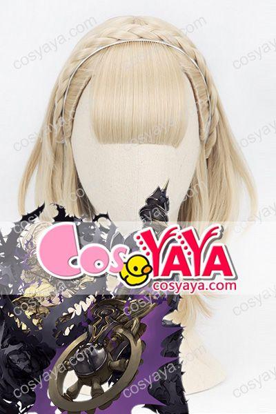 シノアリス い ばら姫仮装コスウィッグ