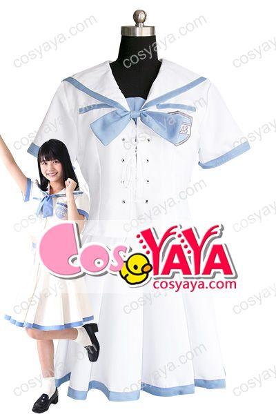 SKE48意外にマンゴー制服衣装
