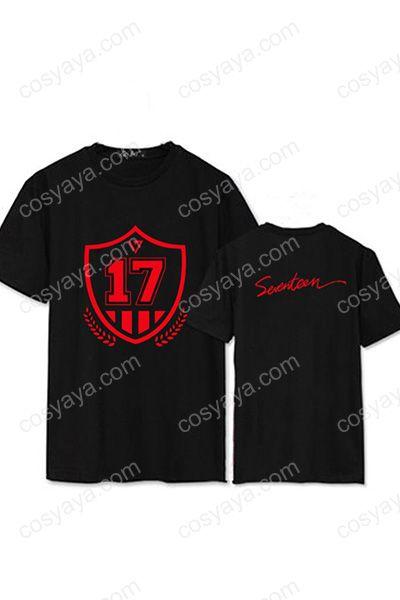GOING SEVENTEEN応援グッズTシャツ