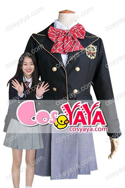 TWICEツウィ韓国高校制服衣装