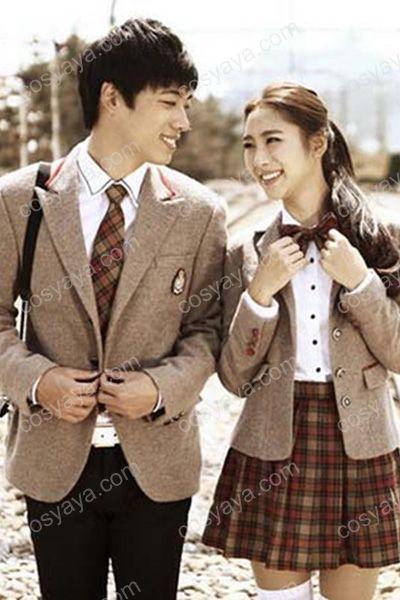 韓国芸能高校制服衣装
