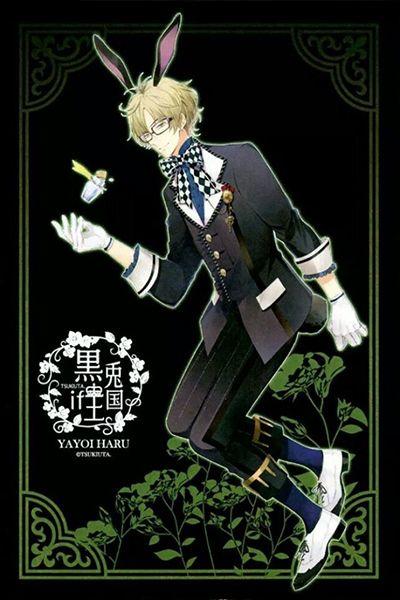 黒兎王国の宰相 弥生春 コスプレ衣装