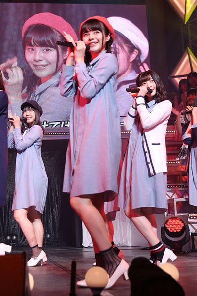 NGT48 純情よろしく シャツワンピース