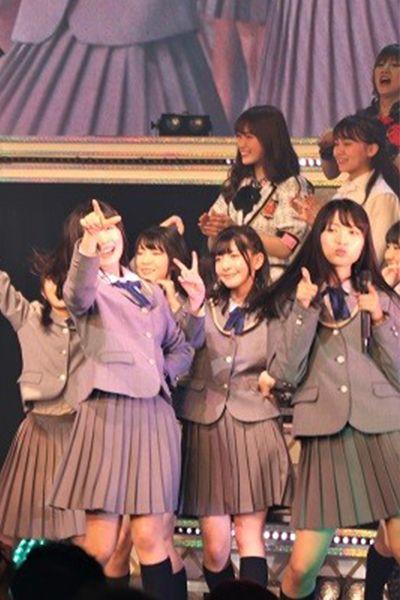 NGT48みどりと森の運動公園制服衣装販売