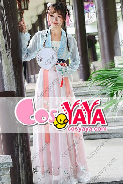 中国 民族衣装 コスプレ