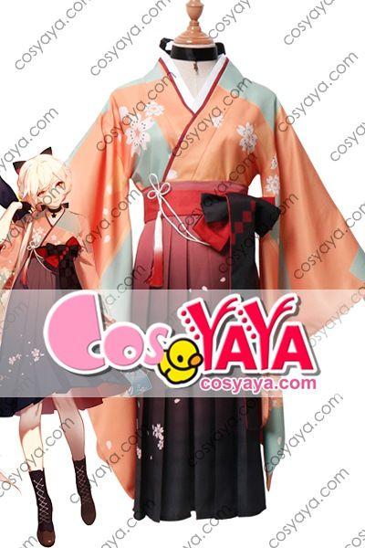 GFOTs-14 桜吹雪 コスプレ衣装