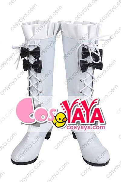 アズールレーン 雪風 コスプレ靴