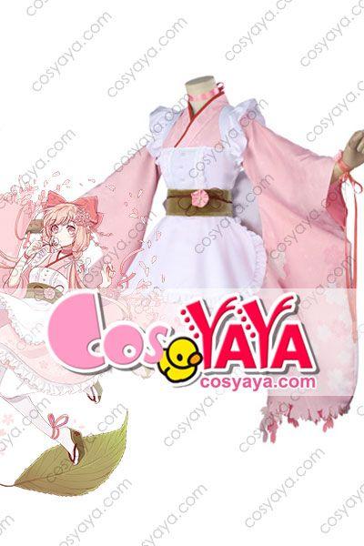 フードファンタジー 桜餅 コスプレ衣装