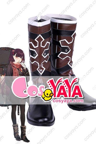 WA2000 雪の日の約束 コスプレ靴