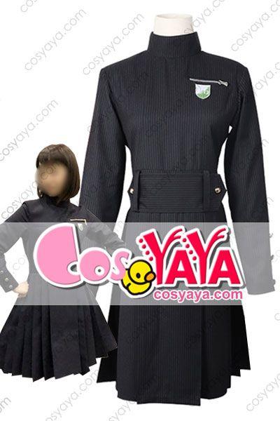 欅坂46 ガラスを割れ ワンピース制服衣装