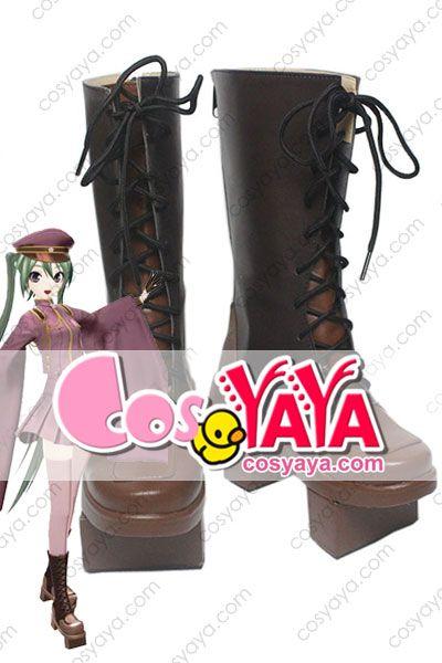 初音ミク 千本桜 コスプレ靴
