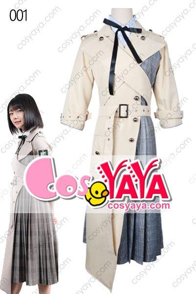 欅坂46 8TH 衣装