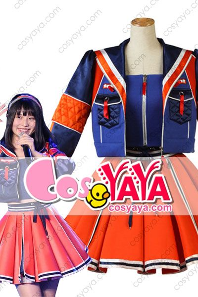 SKE48 無意識の色 衣装