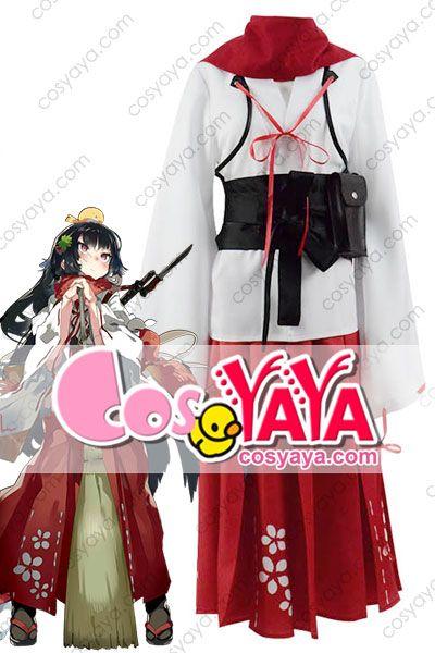一〇〇式 コスプレ衣装 ドルフロ
