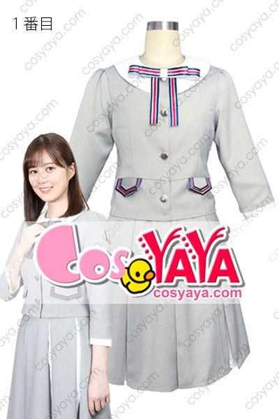 乃木坂46 Sing Out 衣装