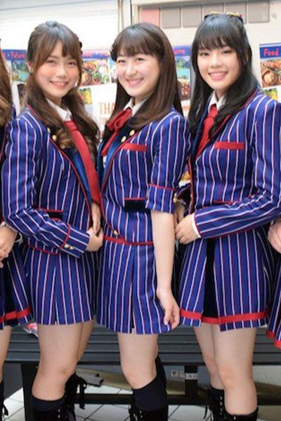BNK48 初日 制服