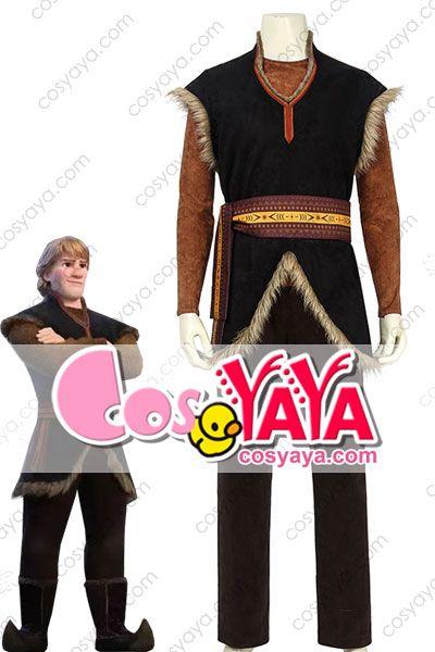 アナと雪の女王2 クリストフ コスプレ衣装