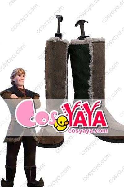 アナと雪の女王2 クリストフ コスプレ靴
