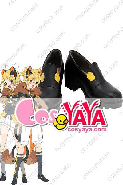 マジカルミライ2019 リン 靴