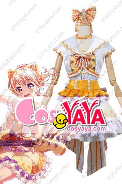 白鷺千聖 模範的アイドル コスプレ衣装