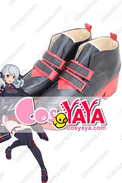 SPAS-12 コスプレ靴 オーダーメイド