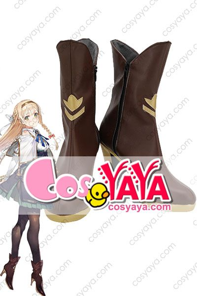 ライザのアトリエ クラウディア 靴