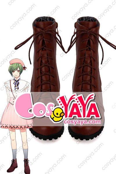 瑠璃川幸 コスプレ靴 マーティンブーツ
