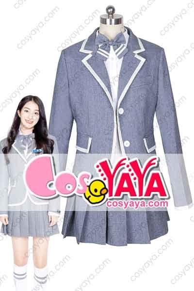 中国版プデュ 練習生 制服衣装