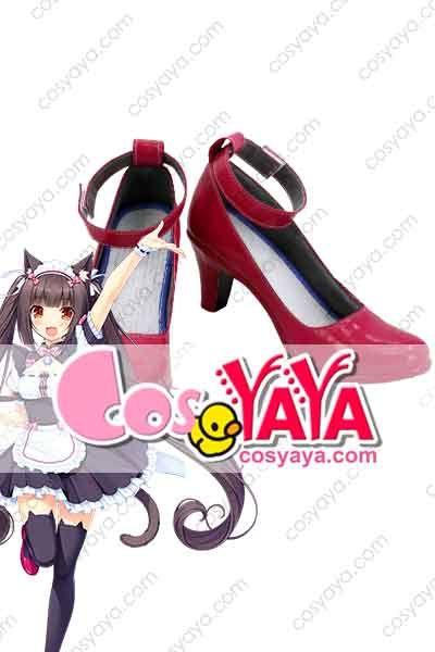 ネコぱら ショコラ コスプレ靴