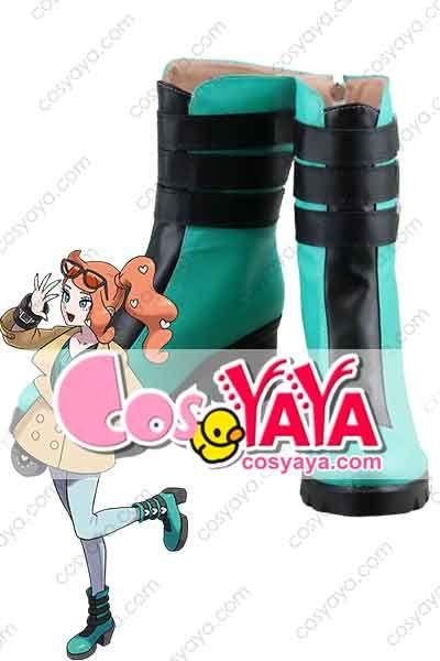ポケモン剣盾 ソニア 靴
